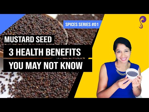 3 Health Benefits of Mustard Seeds You May Not Know