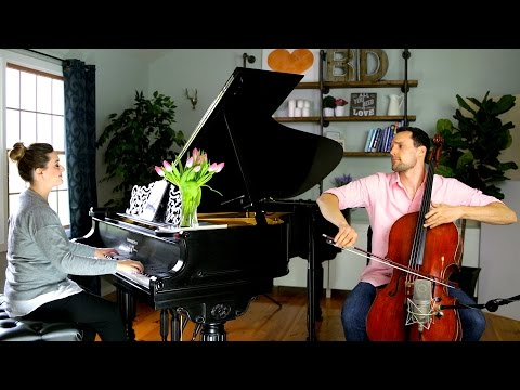Faded - Alan Walker (Cello + Piano Cover) - Brooklyn Duo