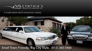 Cynthia's Manhattan Limousine - Austin Wedding Style