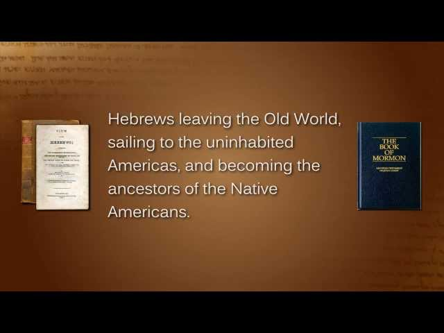 The Origins of Mormonism, Real or Borrowed?