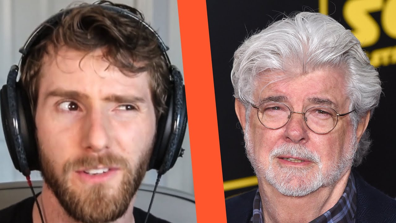 Why Linus doesn't want George Lucas to Return to Star Wars