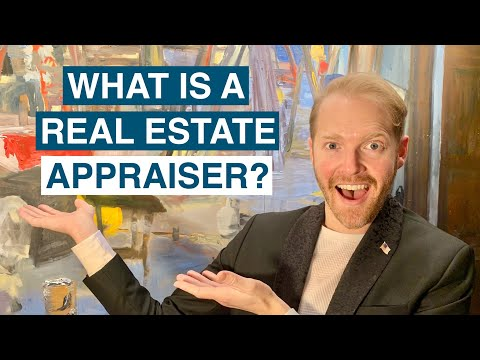 What Is A Real Estate Appraiser?