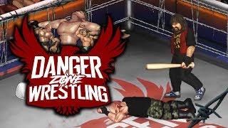 Danger Zone Wrestling - Ep 3 - HARDCORE TOURNAMENT!!