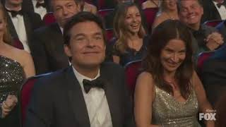 Jason Bateman at the Emmys 2019