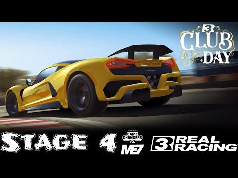 Club Day – Venom F5 – Stage 4