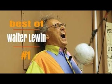Best of Walter Lewin Lectures For the Love of Physics, Part one - The Best Documentary Ever