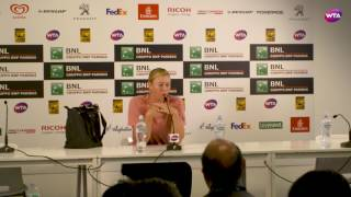 "Maria Sharapova a Ubaldo: ""Sei sposato?"""
