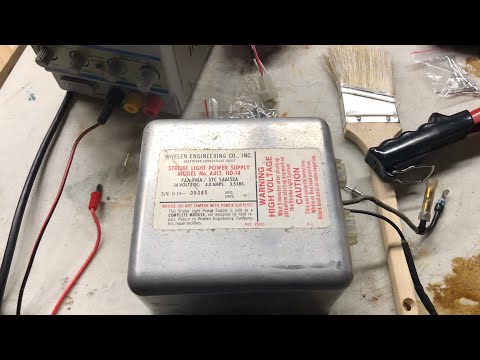 whelen strobe power supply a413 hd 14 fix repair service youtubewhelen  power supply wiring diagram #