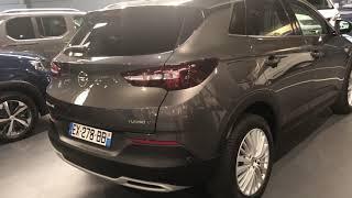 💫Présentation Opel  Grandland X 1.6 D 120 ch BVA6 Innovation de 2018 et 29314 Kms VO23888PR 🔥