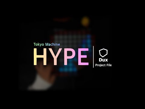 Tokyo Machine - HYPE [Monstercat Release] // Launchpad Cover // Project File
