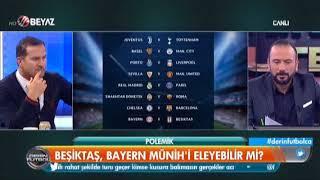 Derin Futbol 11 Aralık 2017 Kısım 4/5 - Beyaz TV