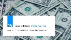 Value of Bitcoin Digital - The Halving - Day 2