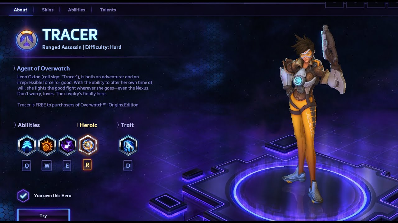 Heroes Of The Storm Builds All