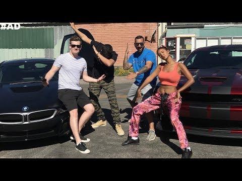 CARS 3 ROADTRIP w/ Oli White, Yiannimize, Maya Jama