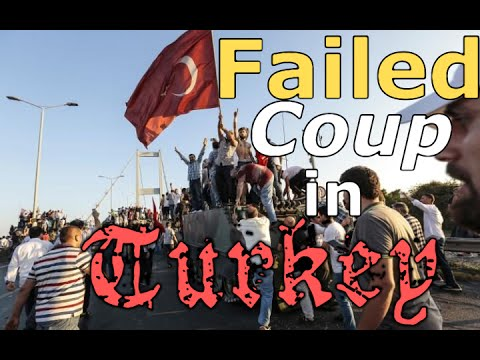 Failed Coup in Turkey - My thoughts so far