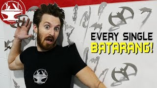 Download We Made Every Batarang Ever?! Mp3 and Videos
