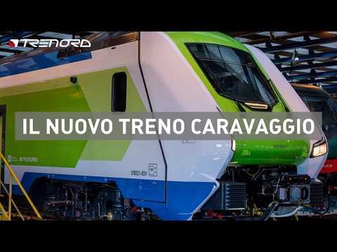 Nuovo Treno Caravaggio