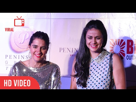 Gul Panag And Shruti Seth At 3rd Bright Awards 2017 | Viralbollywood