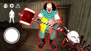 """САМЫЙ СТРАШНЫЙ КЛОУН """"ОНО"""" ПЕННИВАЙЗ ХОРРОР - IT - Horror Clown Pennywise"""