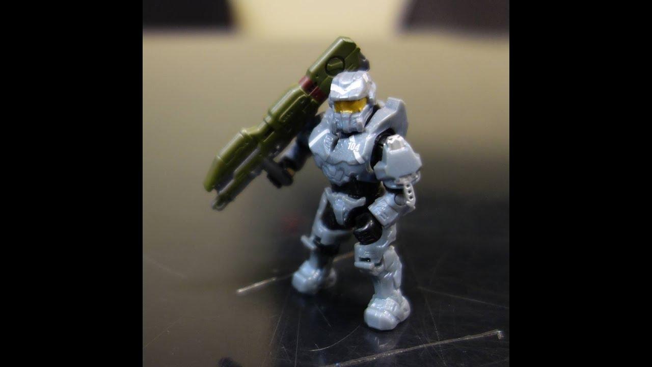 Halo Mega Bloks Spartan Fred 2015 Hd Youtube