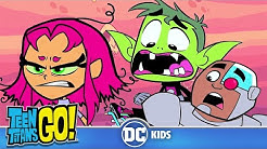 Teen Titans Go! | Hunt For The Perfect Sandwich | DC Kids