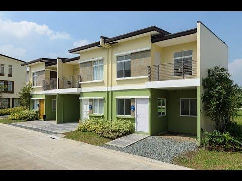 Lancaster House In Cavite Adelle Townhouse