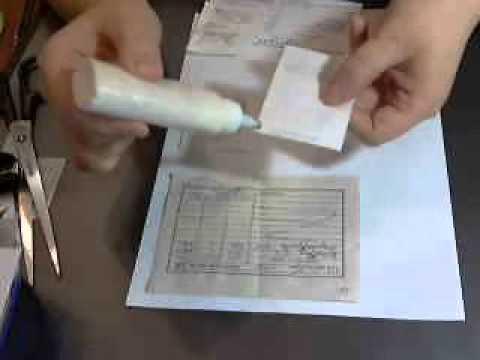Товарные чеки, как их обработать для Архива