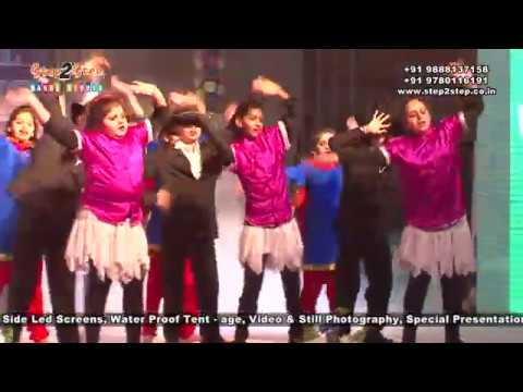 kids Dance On Old Hindi Songs | School Annual Day Dance Performance | Choreography By Step2Step