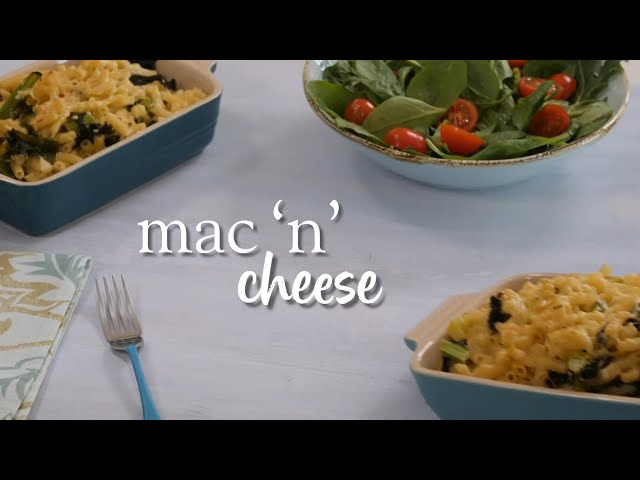 Slimming World mac 'n' cheese recipe - 2 Syns per serving