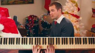"""How to Play """"We Three Kings"""" on Piano 