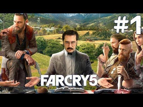 KIYAMET KEHANETİ ! | FAR CRY 5 Türkçe Bölüm 1