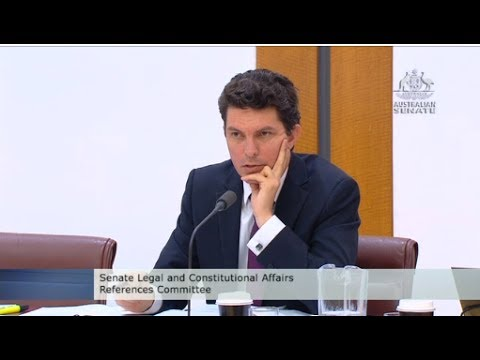 Inquiry into Australia Telecommunications Act 1979 Part Two