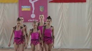 Групповые упражнения 3 (БП) Художественная гимнастика. Первенство ФСО