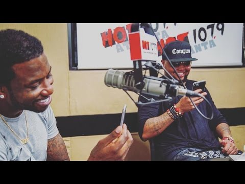Gucci Mane's First Interview Since Getting Off House Arrest