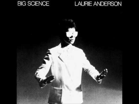 Клип Laurie Anderson - From the Air