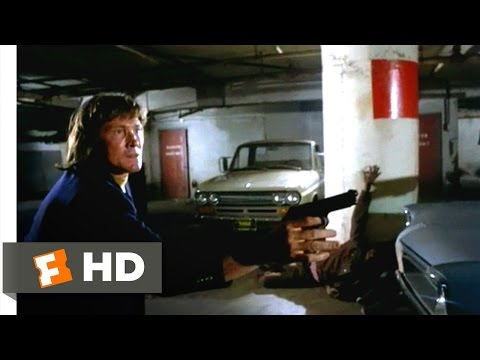 Hammer (12/12) Movie CLIP - Showdown with Brenner (1972) HD