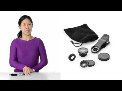 3-IN-1 Clip-on Mobile Lens MIRAGE