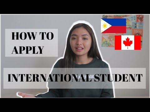 HOW TO APPLY | CANADA INTERNATIONAL STUDENT | FILIPINO (AGENCY, COST, ACCOMODATION...)🇨🇦🇵🇭