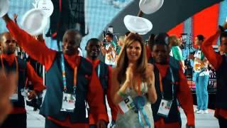 Ceremonia de inauguración da inicio a los juegos mundiales de Olimpiadas Especiales 2015
