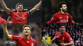 Salah? Gerrard? Xabi Alonso? Who makes the best Liverpool XI (Premier League era)