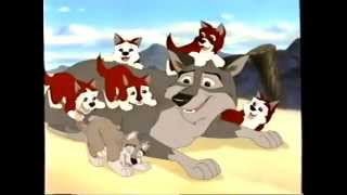 Balto - Wolf Quest (2002) Teaser (VHS Capture)