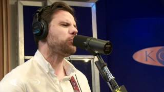 """Bahamas performing """"Lost In The Light"""" on KCRW"""