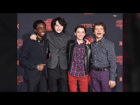 'Stranger Things' Cast Celebrates Season 2 Instead of Binge-Watching