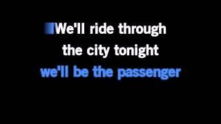 Iggy Pop The Passenger Karaoke