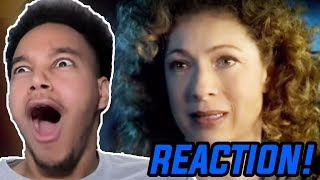 "BIGGEST TWIST YET!?! Doctor Who Season 6 Episode 7 ""A Good Man Goes to War"" REACTION!"
