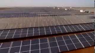 Largest Solar Park in Gujarat