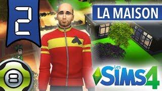 ON TERMINE NOTRE MAISON 🏠 - Ep.2 S3 - Famille 8 - Sims 4 FR