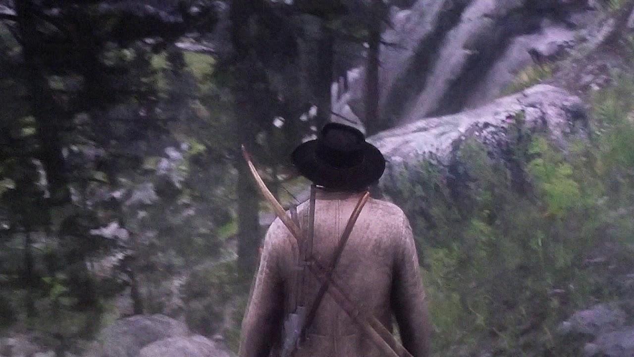 Red Dead Redemption 2 Chameleon Jacket Glitch Effect Is Back On