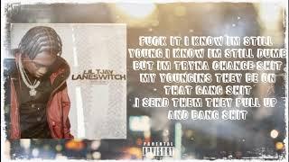 Lil Tjay - LANESWITCH (Official Video Lyrics)
