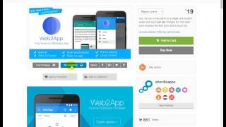 Web2App Quickest Feature Rich Android Webview